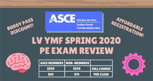 Register Online and Get Ready for the PE Exam on April 17th!