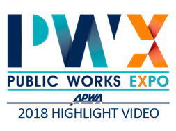 2018 Public Works Expo Highlights